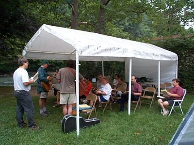 Camp Inn Campground Fireside Worship Services