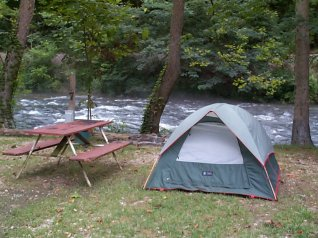 Camp Inn Tent Sites